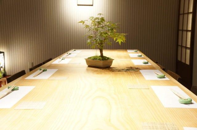 個室で接待・記念日・忘年会の会食