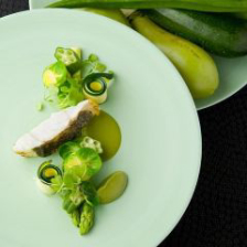 【Dinner】恵比寿の住宅街に佇む隠れ家レストランで、Wメイン含む軽めのモダンフレンチディナー全6品