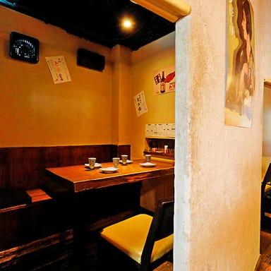 個室 炭火と日本酒 吟助 梅田店 店内の画像