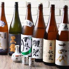 個室 炭火と日本酒 吟助 梅田店