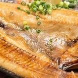 焼き魚の脂の乗り方は他店と違います!