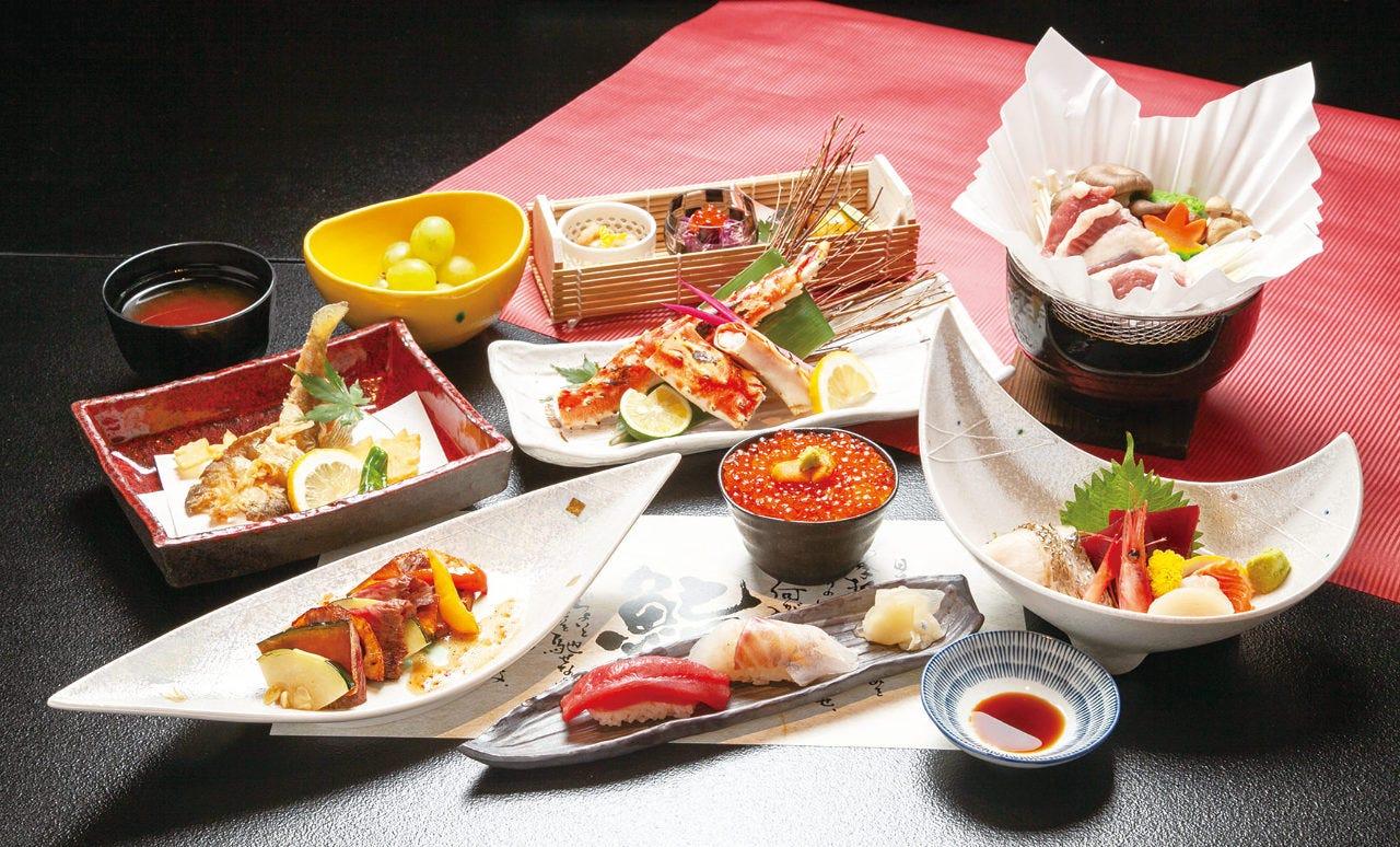 リニューアル記念 超特別会食コース〈お料理12品〉