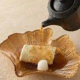 酢橘香る 天然クエの出汁しゃぶ (2人前~)