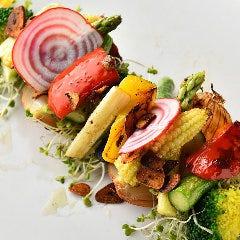季節の野菜料理