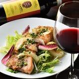 肉料理と好相性の赤ワイン