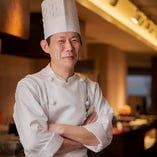 和食・洋食のそれぞれに専門の料理長がついております