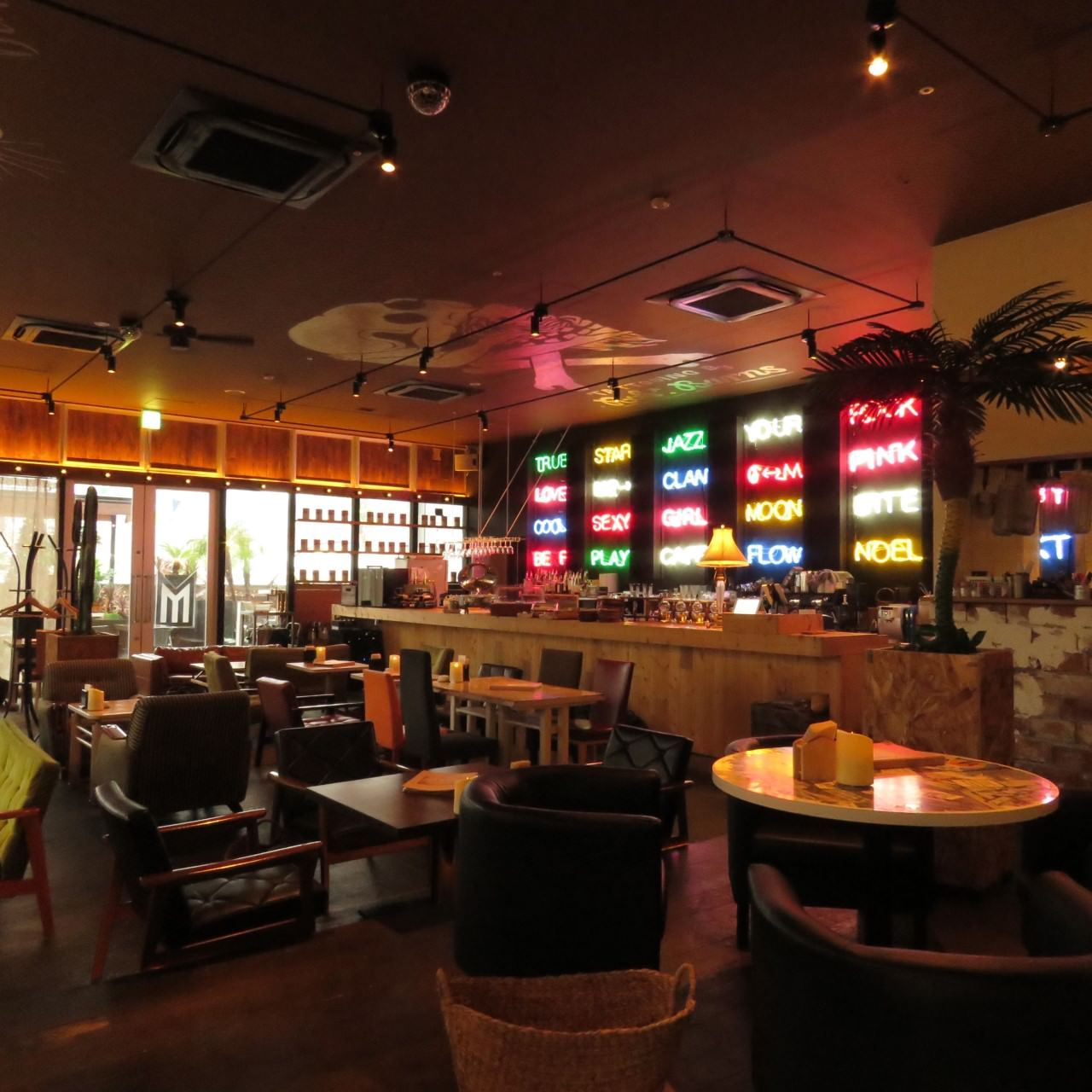 Cafe & Grill MOTEL 広島駅北口