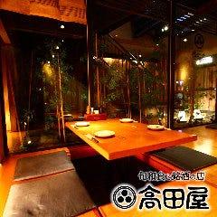 常陸牛鍋の個室居酒屋 高田屋 山下町店