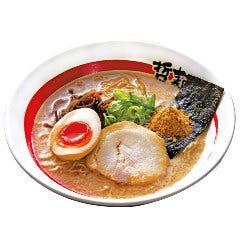 伍代目哲麺縁 平塚金目店
