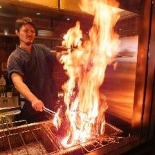 ■名物!藁焼き!新鮮生牡蠣も!