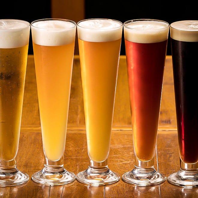店長厳選のクラフトビール♪