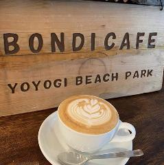 BONDI CAFE YOYOGI BEACH PARK