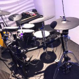 電子ドラム1台