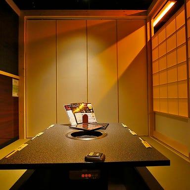韓国料理 食べ放題専門店 コリアン韓キッチンZEN 道頓堀店 店内の画像