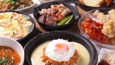 韓国料理 食べ放題専門店 コリアン韓キッチンZEN 道頓堀店 コースの画像