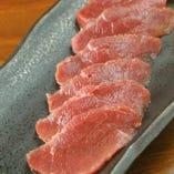 【直送!!新鮮馬刺し】 熊本郷土料理のひとつ!!絶品☆