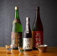 料理の味を引き立てる奈良の地酒