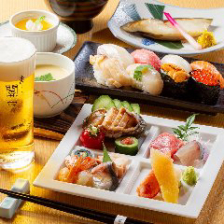 旬の魚を楽しむのに最適なご満足いただけるコース【お料理のみ】全7品・2名様~・お一人様8,800円