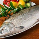 ある日の本日の鮮魚です。