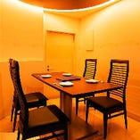 【最大6名様まで】テーブル半個室
