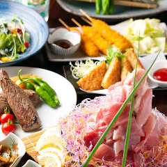 馬刺し 旬魚 酒場ヒノマル 中村公園駅前店