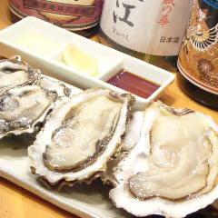 4産地のかきで【牡蠣ソムリエ】に!【殻付生かき4ピースプレート】