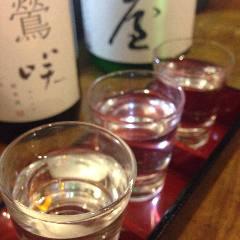 白赤グラスワインもOK!【利き酒セット】