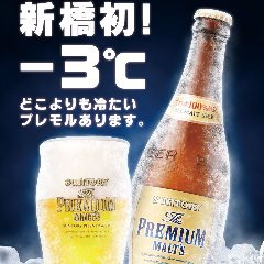 【1日30本限定!】マイナス3度の瓶ビール(お一人様一本限り)
