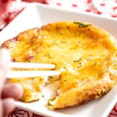 伝説のチヂミ(チーズ、海鮮)