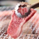 紀州備長炭で食す絶品の焼肉を是非ご賞味下さい!