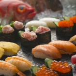 お寿司ももちろん食べ放題!
