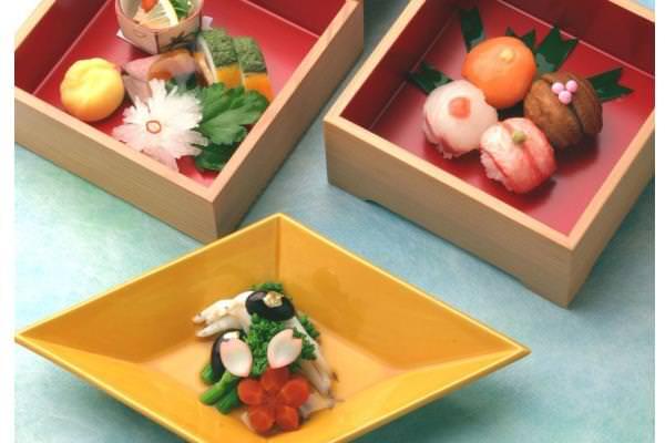 季節を感じられる日本料理