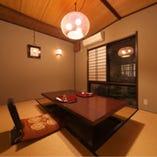 松の間 お客様のご要望に合わせた形でお部屋をご用意致します。