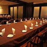 ◆宴会個室 企業のご宴会に最適な個室を3タイプご用意!