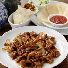 [季節の食材で楽しむ]北京の家庭料理