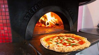 Pizzeria Da Gino(ピッツェリア ダジーノ)  こだわりの画像