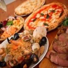 【ナポリの前菜盛り合わせ&ピッツァ&本格パスタ&ドルチェまで堪能】ダジーノおまかせコース