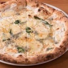 ここでしか味わえないピッツァはまさに本格派