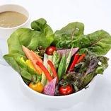 千葉県産契約農園の野菜【千葉県】