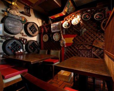 スペイン料理 タベルナ・カディス  店内の画像