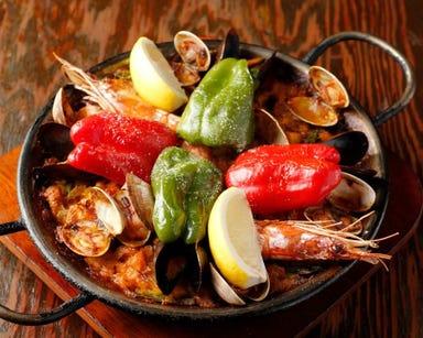 スペイン料理 タベルナ・カディス  こだわりの画像