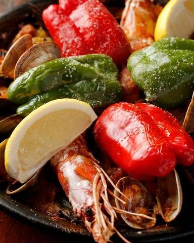 スペイン料理 タベルナ・カディス  メニューの画像