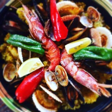 スペイン料理 タベルナ・カディス  コースの画像