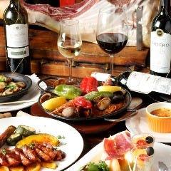 スペイン料理 タベルナ・カディス