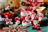 12/22〜12/26までのクリスマスコース