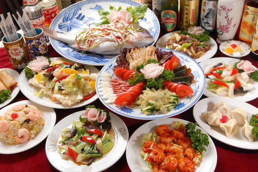 【ご宴会スぺシャルコース】海鮮、薬膳等高級食材使用10品★飲み放題2h付。(5,500円税込)