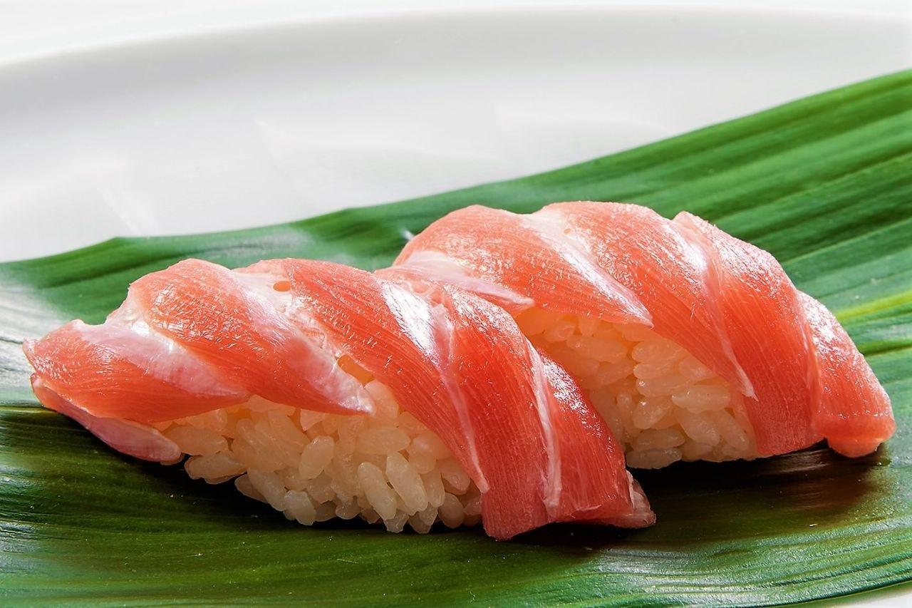 にぎり寿司 1皿 2個 100円~
