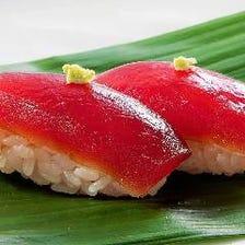 にぎり寿司 1皿 100円~