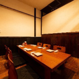 【2階】ゆったりと過ごせる座敷席完全個室(2~6名様×2部屋/4~10名様)