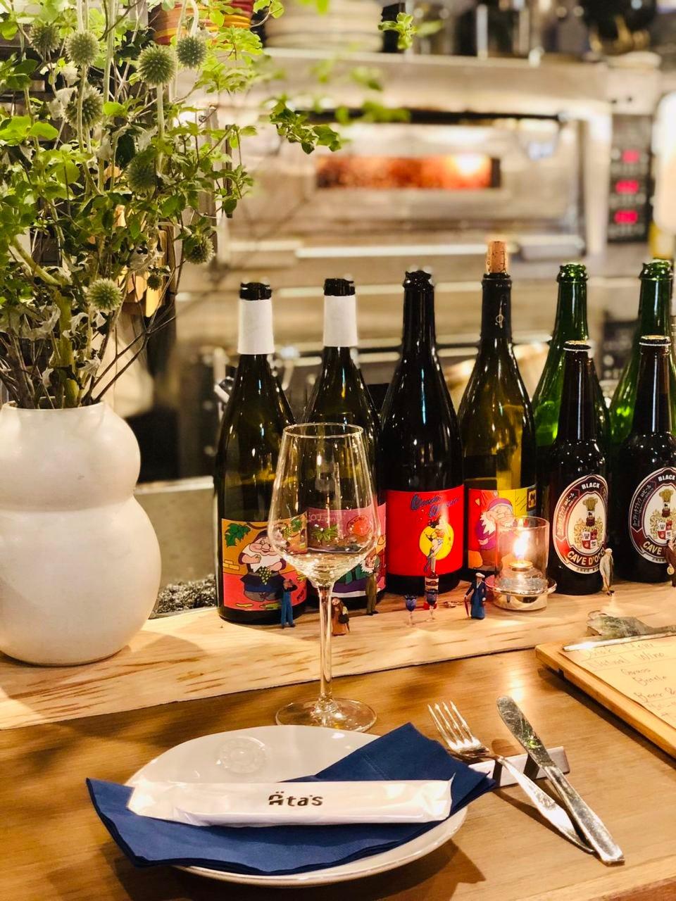 2種あい盛りスパイスカリー+ビール又はグラスワイン
